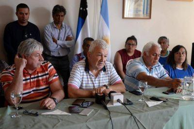 La CGT Zona Andina en pie de guerra con la provincia