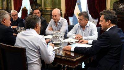 Sergio Massa logró un amplio acuerdo con la oposición para la ley que permitirá negociar la deuda y hoy se votará en Diputados