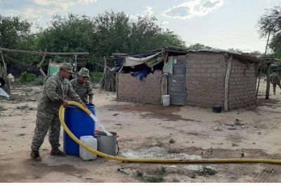 Salta: hay 26 niños internados por desnutrición en Tartagal y murió el sexto en 27 días