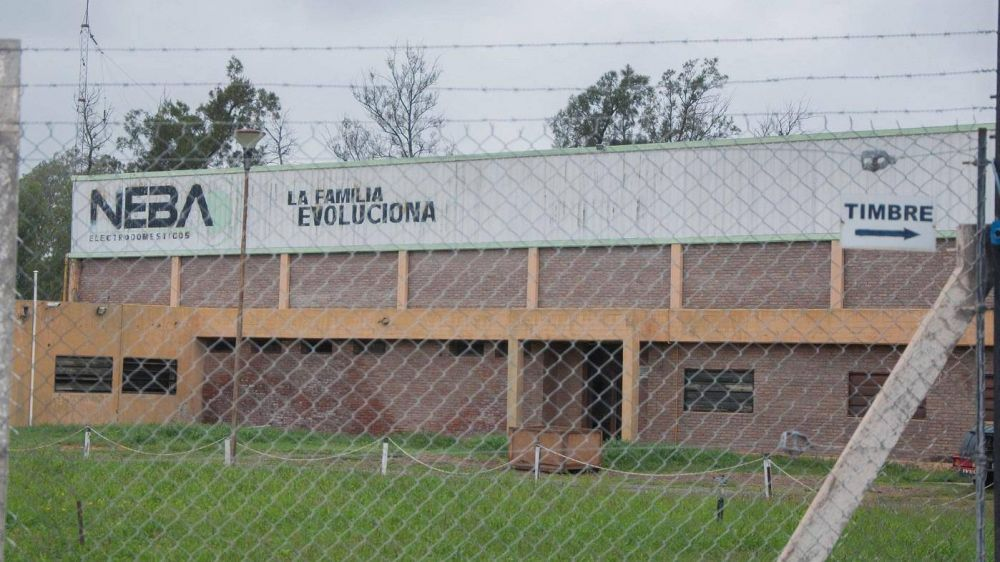 Venden la fábrica de heladeras Neba y aseguran la continuidad laboral de los empleados
