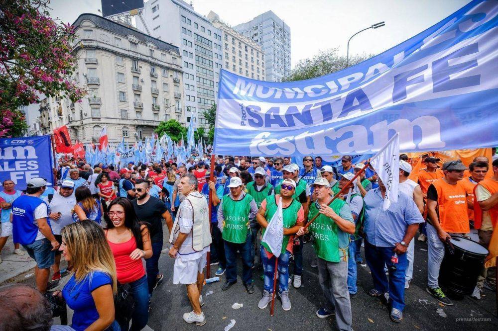 """Paritarias: Festram pide discutir como """"sostener el poder adquisitivo de los trabajadores"""""""