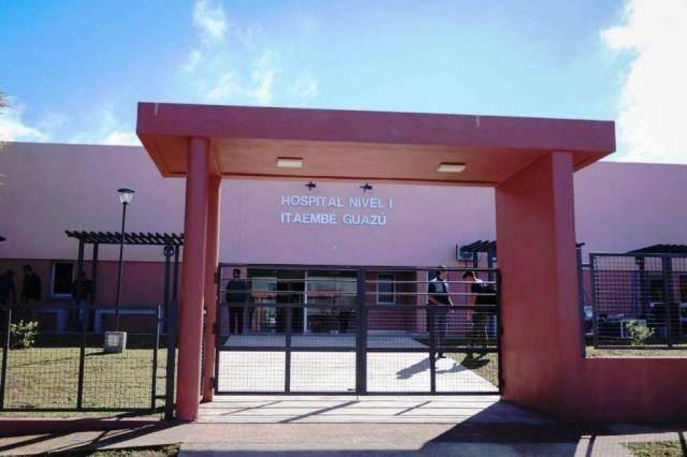 Desde su inauguración el Hospital de Itaembé Guazú amplió los servicios