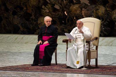 Papa Francisco: ¿Quieres hacer de tu vida una obra de arte y ser feliz?