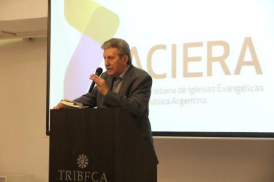 Evangélicos argentinos se unen al memorial por el Holocausto