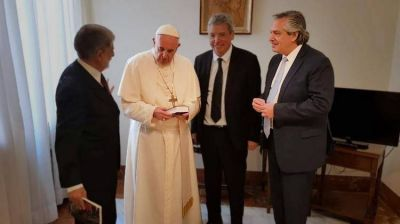 Paso a paso: cómo será el encuentro que mantendrán Alberto Fernández y el papa Francisco