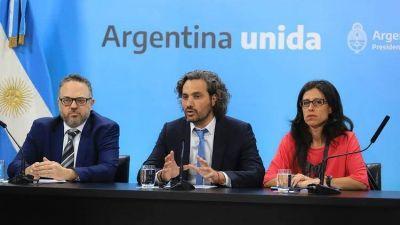 Con Alberto Fernández en el exterior, el Gobierno repetirá su estrategia: Santiago Cafiero levantará el perfil para evitar que se hable de Cristina Kirchner