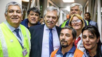 Alberto Fernández comenzó un viaje que incluye una reunión con el Papa y bilaterales en Europa