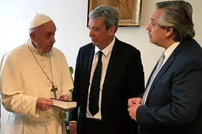Alberto Fernández inicia su gira europea en busca de apoyo para renegociar la deuda