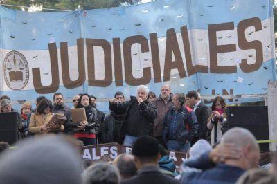 Judiciales denuncian la parálisis total del sistema de gestión informática