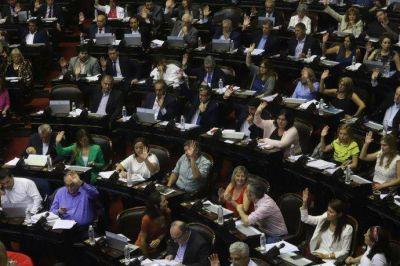 Diputados convirtió en ley el nuevo pacto fiscal