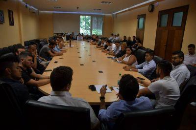 Balance 2019 y objetivos 2020: los ejes de debate de la Juventud Sindical