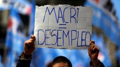 Desde el triunfo de Macri en 2015 se perdieron 160 empleos privados registrados por día