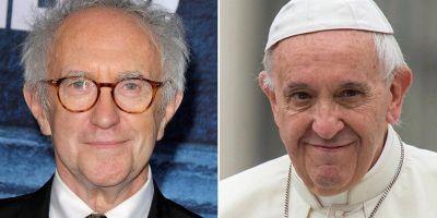 Jonathan Pryce: Lo que aprendí interpretando a papa Francisco