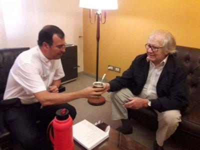 Pérez Esquivel animó a la Cultura del Encuentro para desterrar la violencia