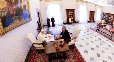 Alberto y la visita del Papa a Argentina: