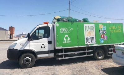 Vuelve el ecocanje del Girsu a Playa Unión