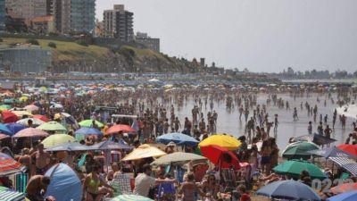 Más de un millón de turistas eligieron Mar del Plata en enero