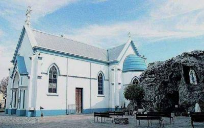 La tradicional parroquia de 19 y 38 prepara las Fiestas Patronales