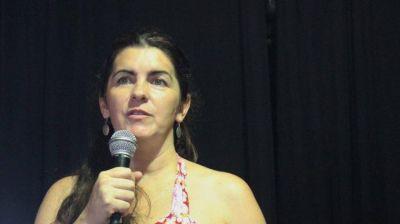 """Mariel Fernández: """"En Moreno había un malestar muy grande con el jefe comunal"""""""