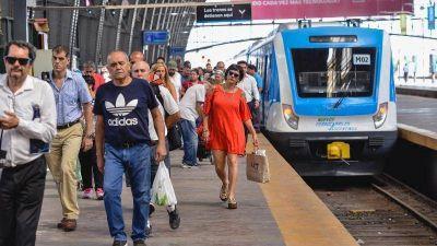 Por obras, hoy habrá servicio limitado en el tren Mitre que une Retiro con Tigre