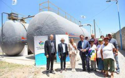 Escobar: Intendente firmó convenio con Aysa para ampliación de obras
