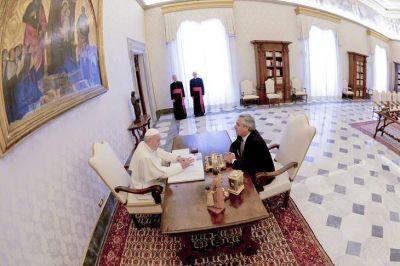 Cómo se tejió el vínculo con el Papa para que el aborto no empañe toda la relación