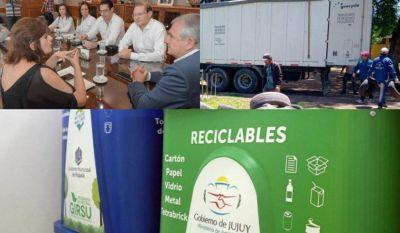Pólemico convenio: regalarle basura a una empresa extranjera será un perjuicio para los jujeños