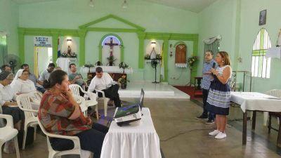 Obispo pide que las autoridades acompañen el accionar de las personas