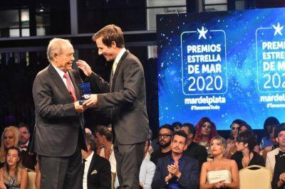 Estrella de Mar: distinguen al empresario Florencio Aldrey