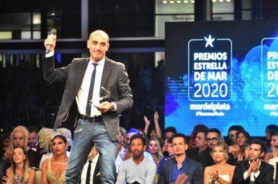 El Equilibrista de Mauricio Dayub ganó el Estrella de Mar de Oro