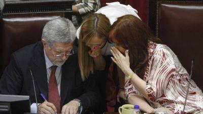 Cristina designó a los más leales en la Comisión de Acuerdos para controlar los pliegos que envíe Alberto