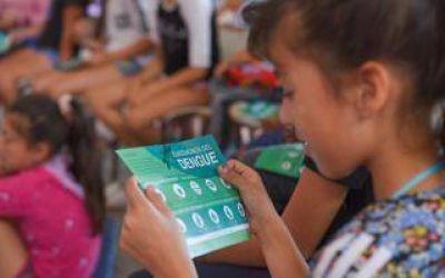 Escuelas Abiertas en Verano: Acciones de prevención del Dengue en las sedes de la Cuenca Matanza Riachuelo