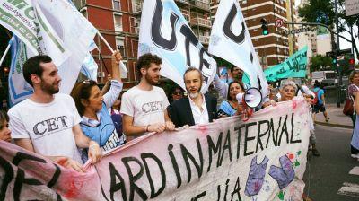 Gremio docente cargó contra Macri por la falta de entrega de medio millón de libros