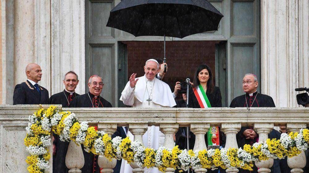Francisco y Roma, un Obispo en camino en su ciudad