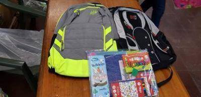 El STIHMPRA entregará útiles escolares y mochilas