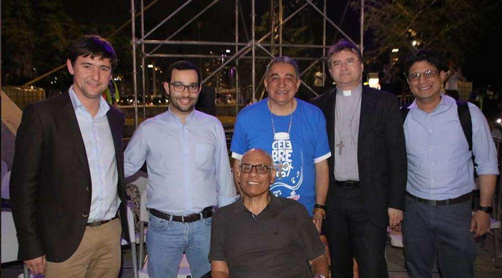 JMJ Lisboa 2022: Organizadores visitan sede anterior en Panamá e inician trabajo conjunto