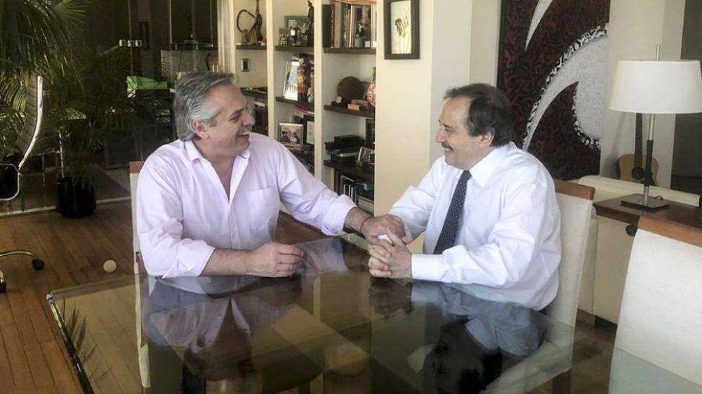 Ricardo Alfonsín es embajador de Argentina en España