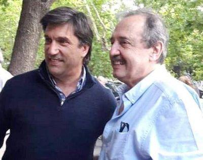 El ex edil Mario Rodríguez feliz con la designación de Ricardo Alfonsín como Embajador en España
