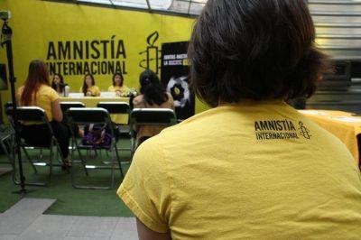 El insólito mecanismo que propone Amnesty para lograr legalizar el aborto