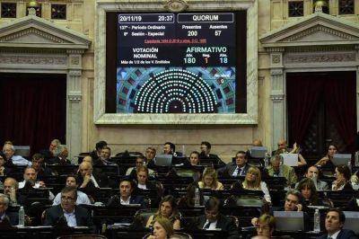 Ley de góndolas: el Frente de Todos busca que el proyecto sea debatido el 21 de febrero