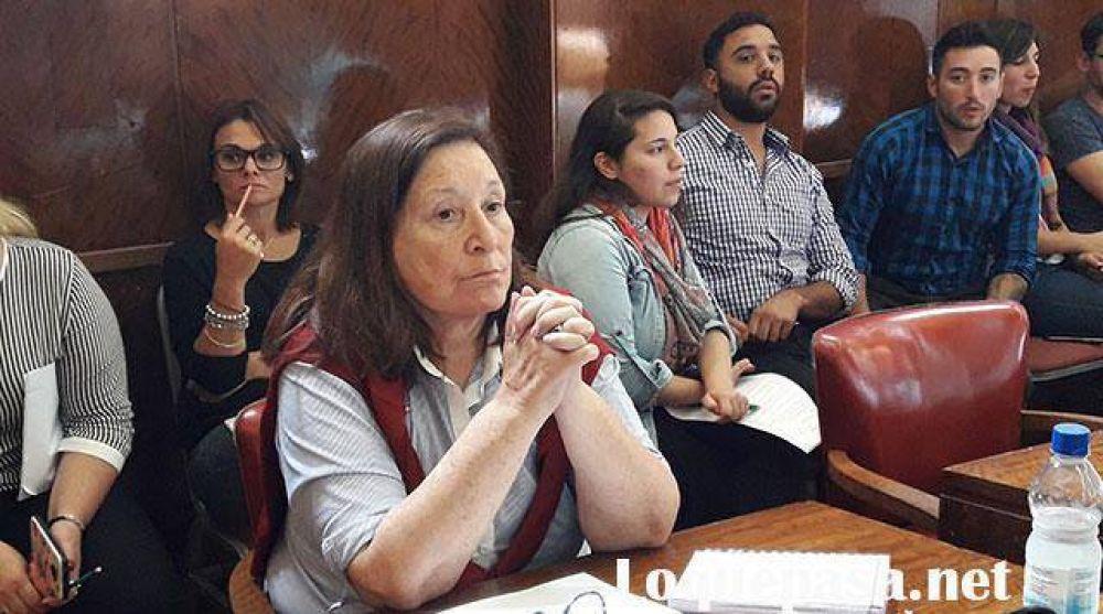 """Morro apuntó contra los concejales del Frente de Todos: """"No me gustan las presiones"""""""