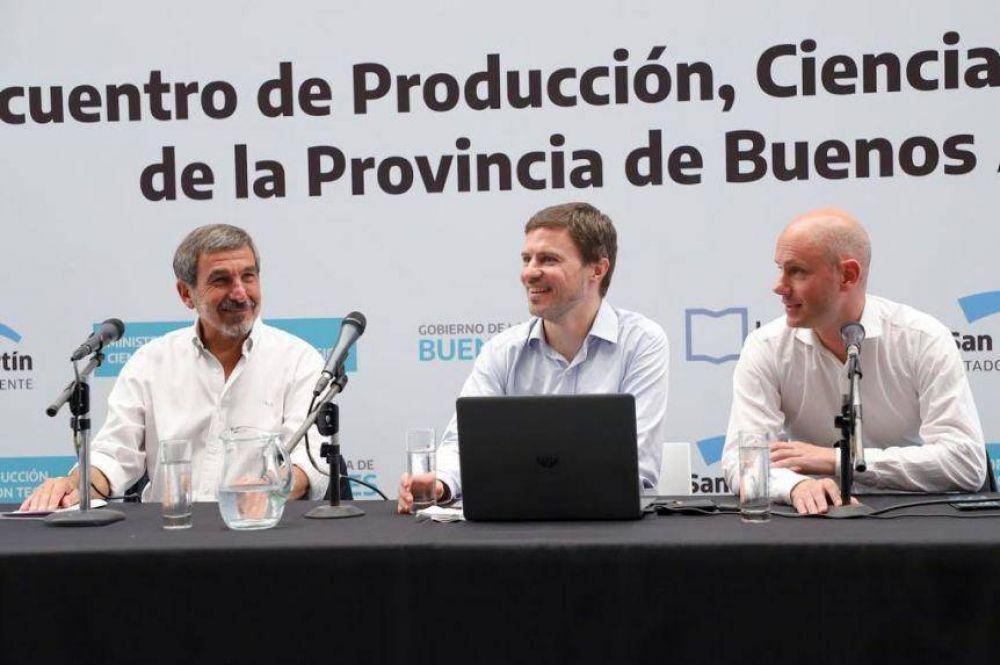 Costa y Salvarezza remarcaron la importancia de los municipios en el desarrollo productivo