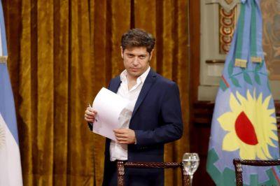 Kicillof no llegó a un acuerdo y tuvo que ceder: anunció el pago a los bonistas