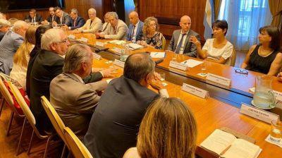 AFIP: Marcó del Pont analizó junto a cámaras empresariales la puesta en marcha de la moratoria