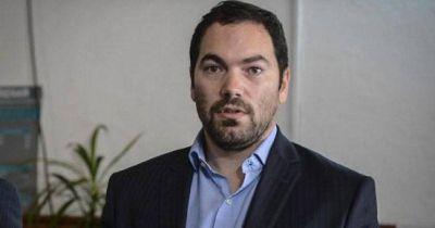 El concejal de San Fernando Matias Molle asumirá como diputado provincial