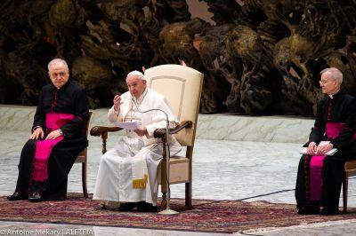 Papa Francisco: ¿Te cuesta solicitar ayuda o pedir perdón y sufres?