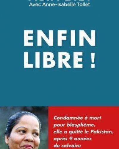 Asia Bibi publica autobiografía en la que detalla su injusta prisión y condena a muerte