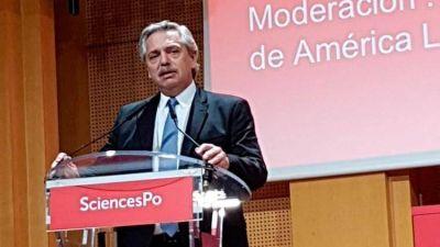 """Alberto Fernández, sobre la deuda: """"No contamos nuestro plan porque estamos en plena negociación, jugando al póquer y no con chicos"""""""
