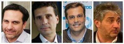 El futuro político de los candidatos a intendente derrotados en la Primera