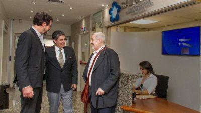 Lanziani le reclama a Misiones una deuda de $7.000 millones con Cammesa y desafía a Rovira